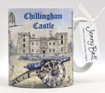 Mugs & Coasters-Chillingham Castle