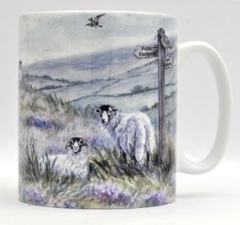 Mug or Coaster- Misty Moors
