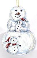 Snowman - 2 Kids