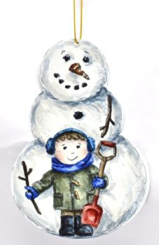 Snowman - Boy