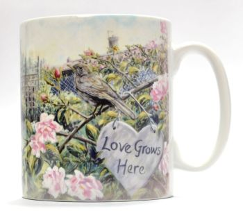Mug or Coaster- Off to pick Tomatoes