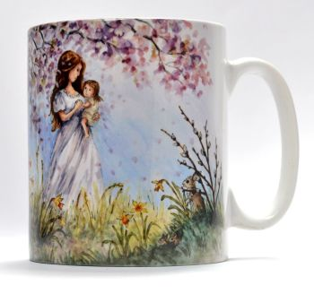 Mugs & Coasters - Mum & Blossom