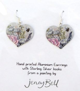 Pendant or Earrings - Emma's Flowers