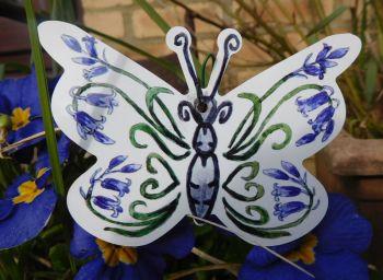 Butterflies - Bluebells