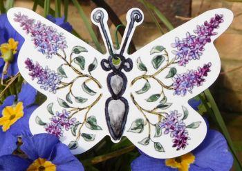 Butterflies - Lilac