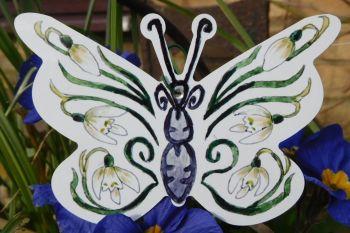 Butterflies - Snowdrops
