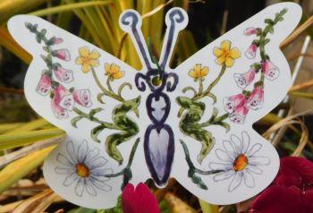 Butterflies - Foxglove mix