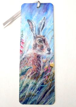 Bookmark - Pastel Hare