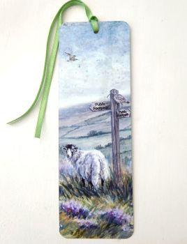 Bookmark - Misty Moors