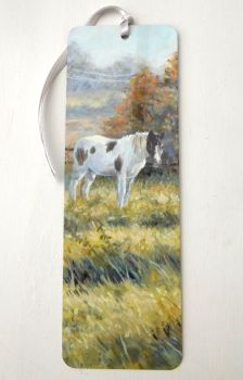 Bookmark - Autumn Horse