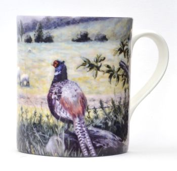 Mugs & Coasters - A Pheasent View