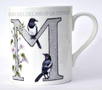 Mugs & Coasters - Alphabet Initial Mugs