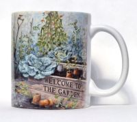 Mugs & Coasters-Vegetable Patch