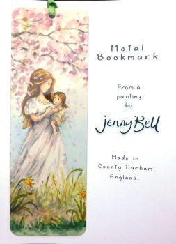 Bookmark - Mum Blossom