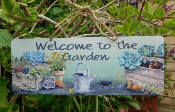 Garden Sign - Vegetable Patch