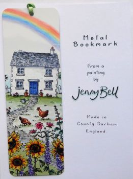 Bookmark - Rainbow Cottage