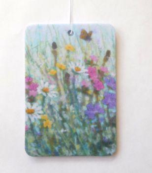 Car Air Freshener -  June Meadow