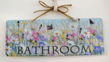 Metal Sign - June Meadow