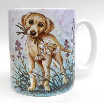 Mug or Coaster- Dog Daisy