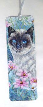 Bookmark - Cosmos Cat