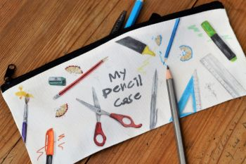 Pencil Case or Tidy Pot - Stationary