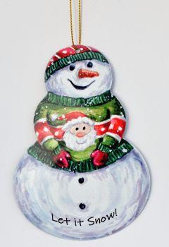 Snowman - Christmas Jumper
