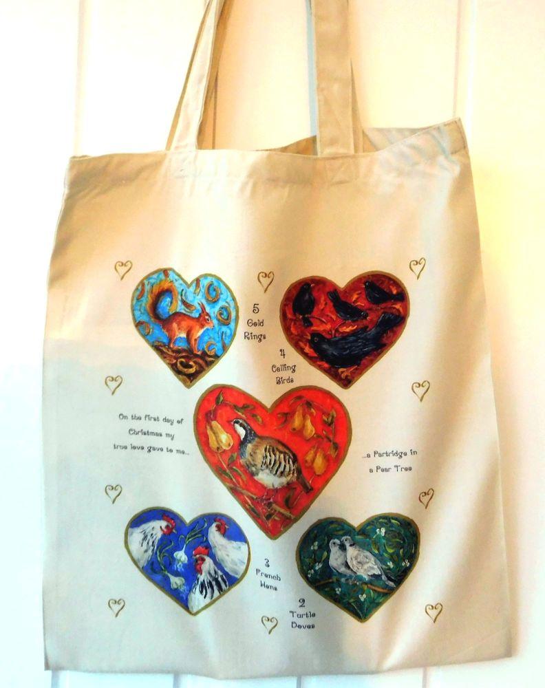 Bag - All together for Christmas