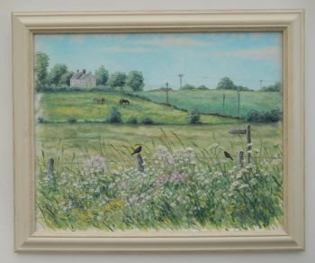 Original Paintings - Page Bank