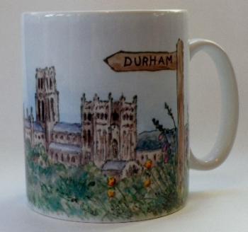 Mugs & Coasters-Durham