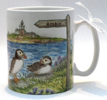 Mugs & Coasters-Coquet Island