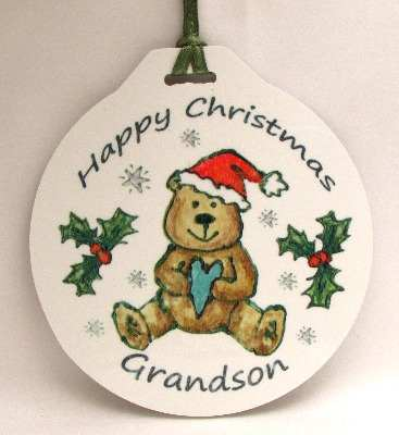 Bauble - Ted