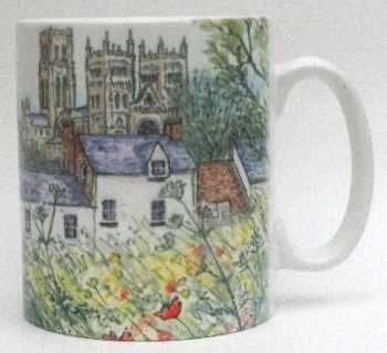 Mugs & Coasters-Durham Poppies