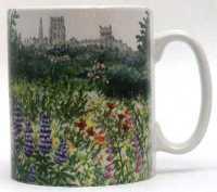 Mugs & Coasters-Durham from Crook Hall