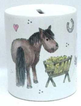Moneybox- Ponies