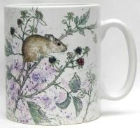 Mugs or Coaster-Mouse & Blackberries