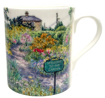 Mugs & Coasters-Garden Path