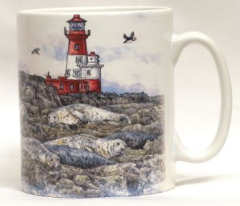Mugs & Coasters-Farne Island Seals