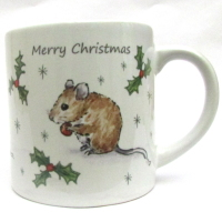 Christmas Mouse