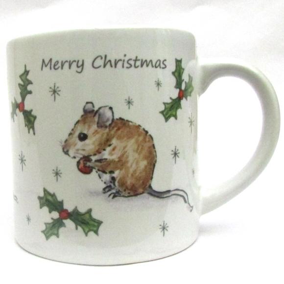 Christmas Mug- Crib