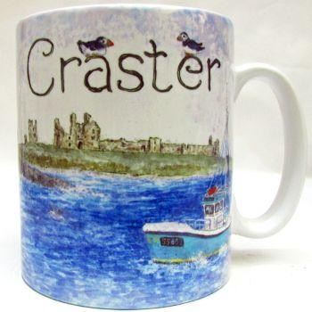 Mugs & Coasters-Craster