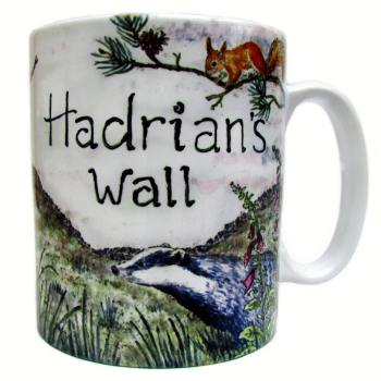 Mugs & Coasters-Hadrian's Wall