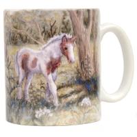 Mug or Coaster-Foals