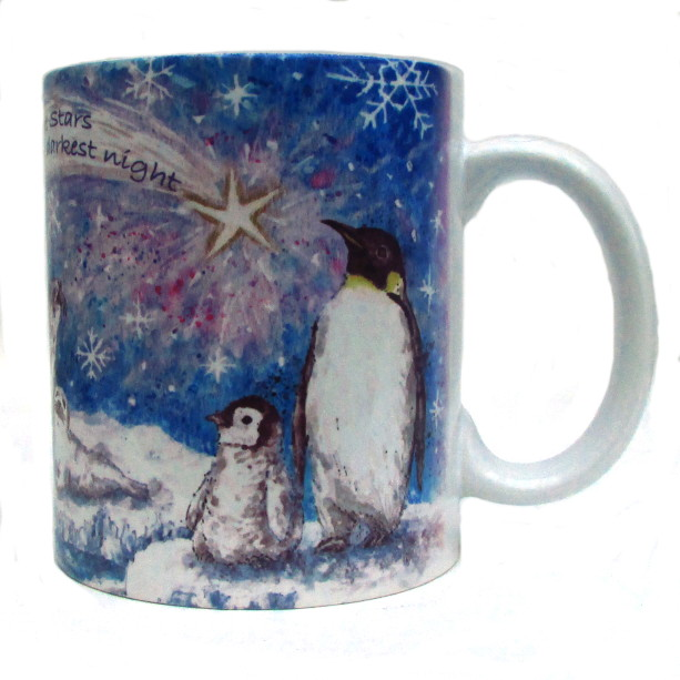 Mug- Shooting Star