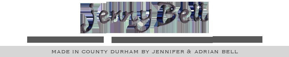jenny Bell Ceramics, site logo.