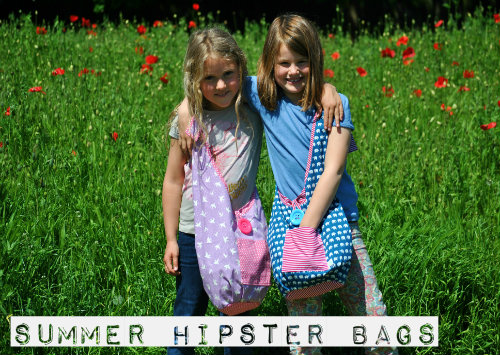 Girls Hipster Bag The Wise House