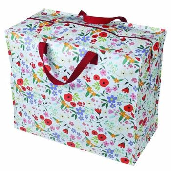Jumbo Storage & Laundry Bag - Recycled Plastic