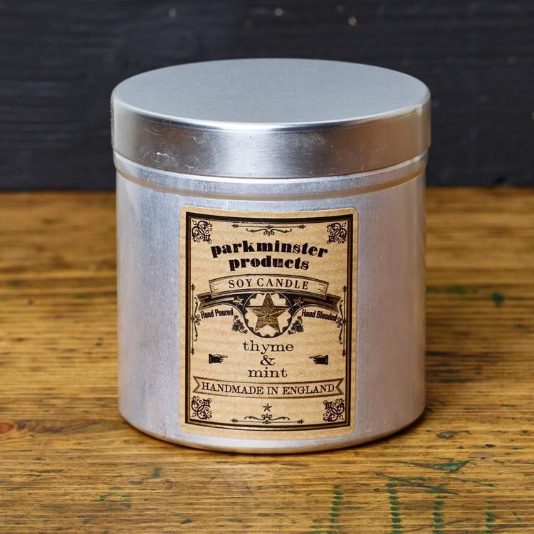 <!-- 007 --> SOY WAX CANDLES