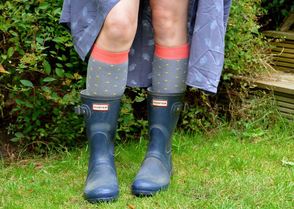 Womens Knee High Winter Socks | Catherine Tough