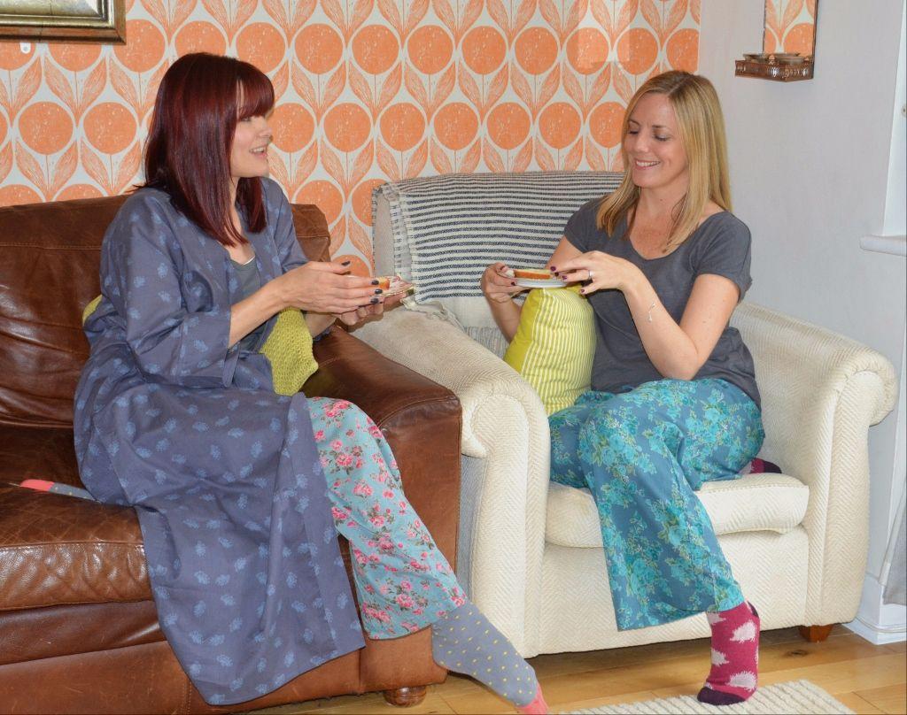 Pyjama Bottoms & Cotton Kimono Gowns| The Wise House