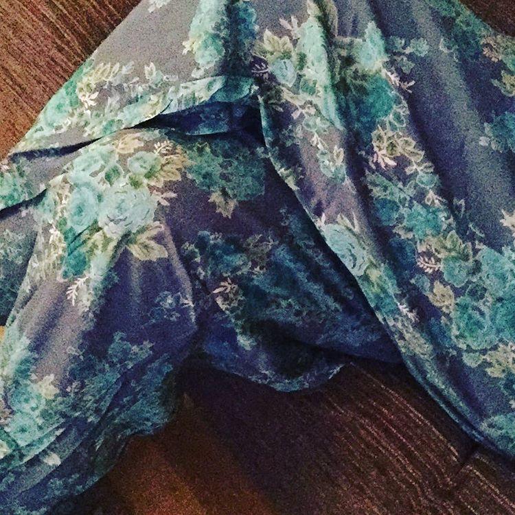 Floral Pyjama Bottoms